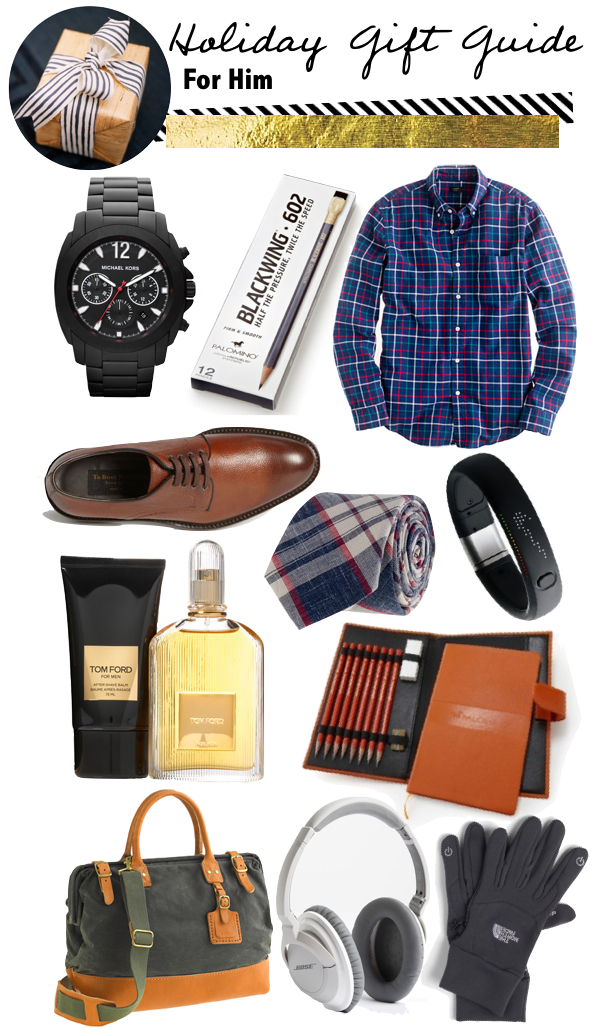 Holiday gift guide for him gal meets glam