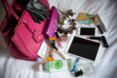 NYFW: What's In My Bag