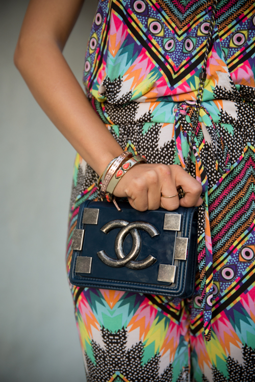 Gal Meets Glam- Chanel Bag