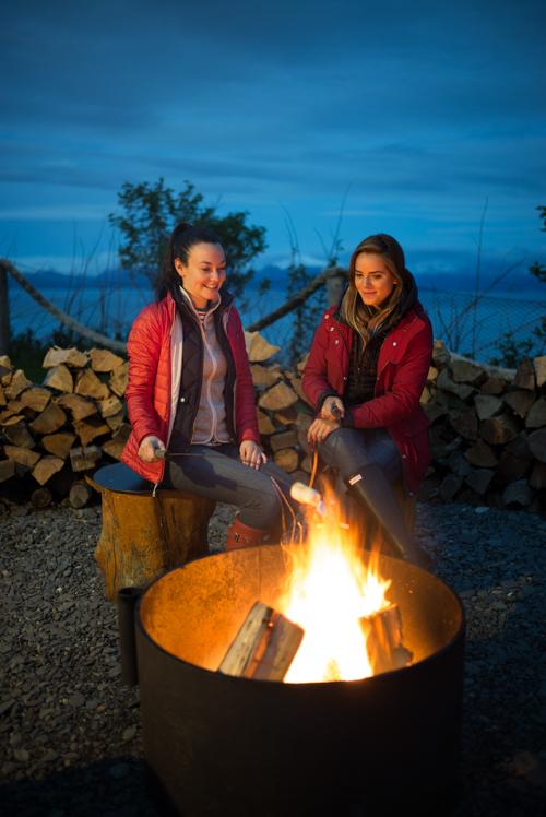 homer firepit kenai peninsula suites girls