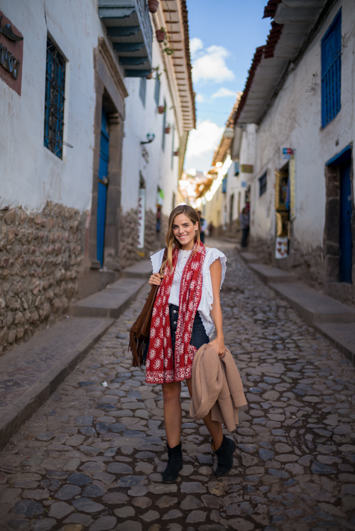 Gal Meets Glam Cusco
