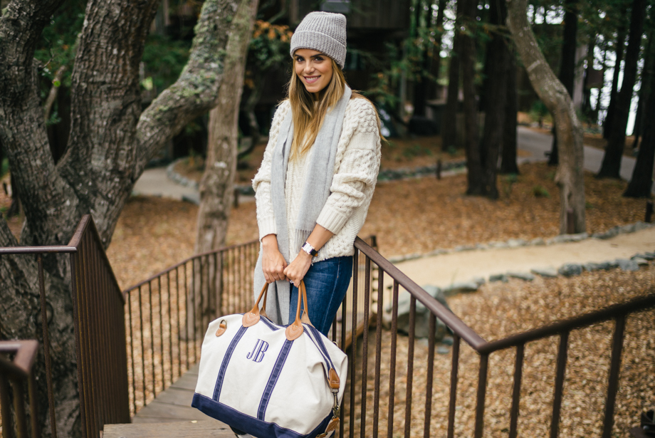 Gal Meets Glam Essential Guide to Big Sur California: What to Pack