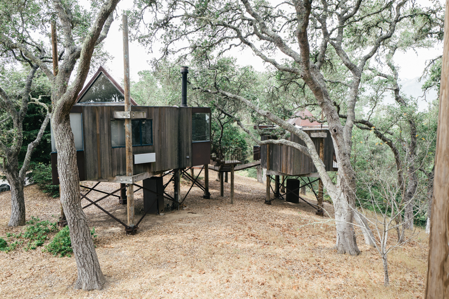 Gal Meets Glam Essential Guide to Big Sur California: Post Ranch Inn Treehouses