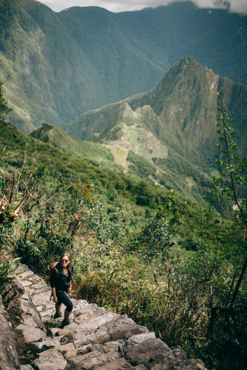 Machu Picchu Mountain Hike