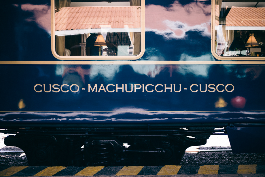 Hiram Bingham Train From Cusco to Machu Picchu