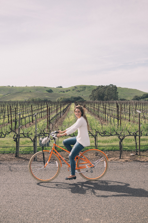 Gal Meets Glam Spring In Napa Valley
