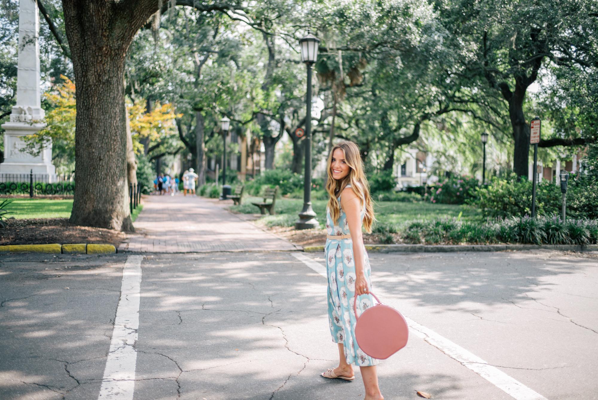 A Day In Savannah Gal Meets Glam