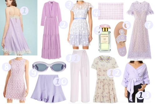 Color Crush: Lilac & Lavender