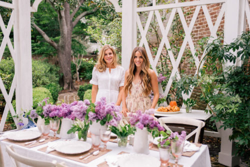 Contributor Series: Mother's Day Brunch In The Garden