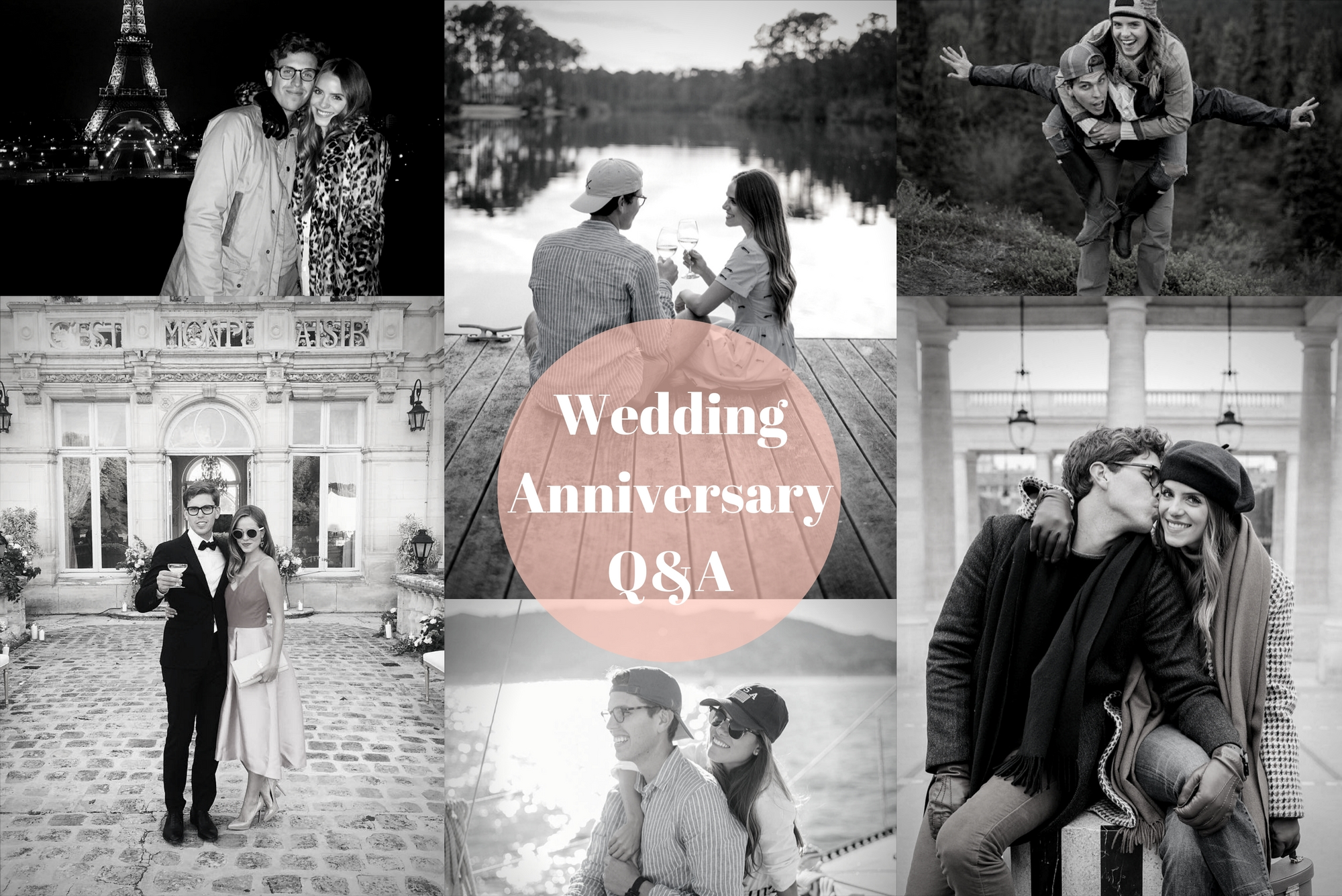 Wedding AnniversaryQ&A