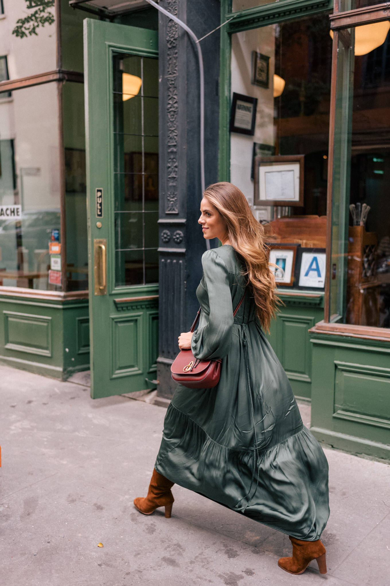 gmg-green-maxi-dress-fall-style-1007693