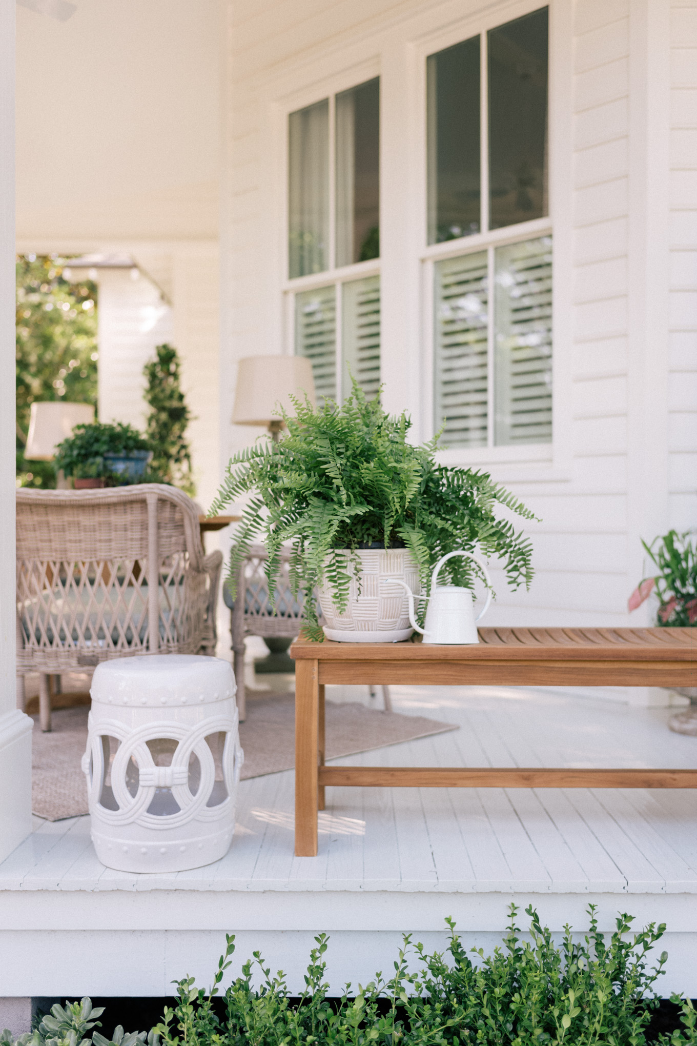 Terrific Our Front Porch Makeover Gal Meets Glam Pdpeps Interior Chair Design Pdpepsorg