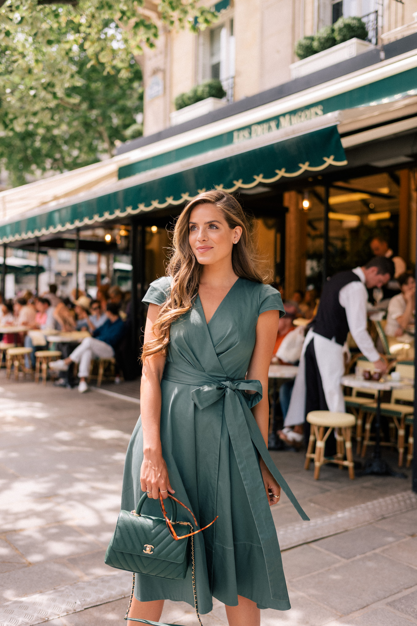 b88a72a05b8db We always go to either Cafe Le Bonaparte, Brasserie Lipp or Cafe de Flore,  which are all nearby, but have ...
