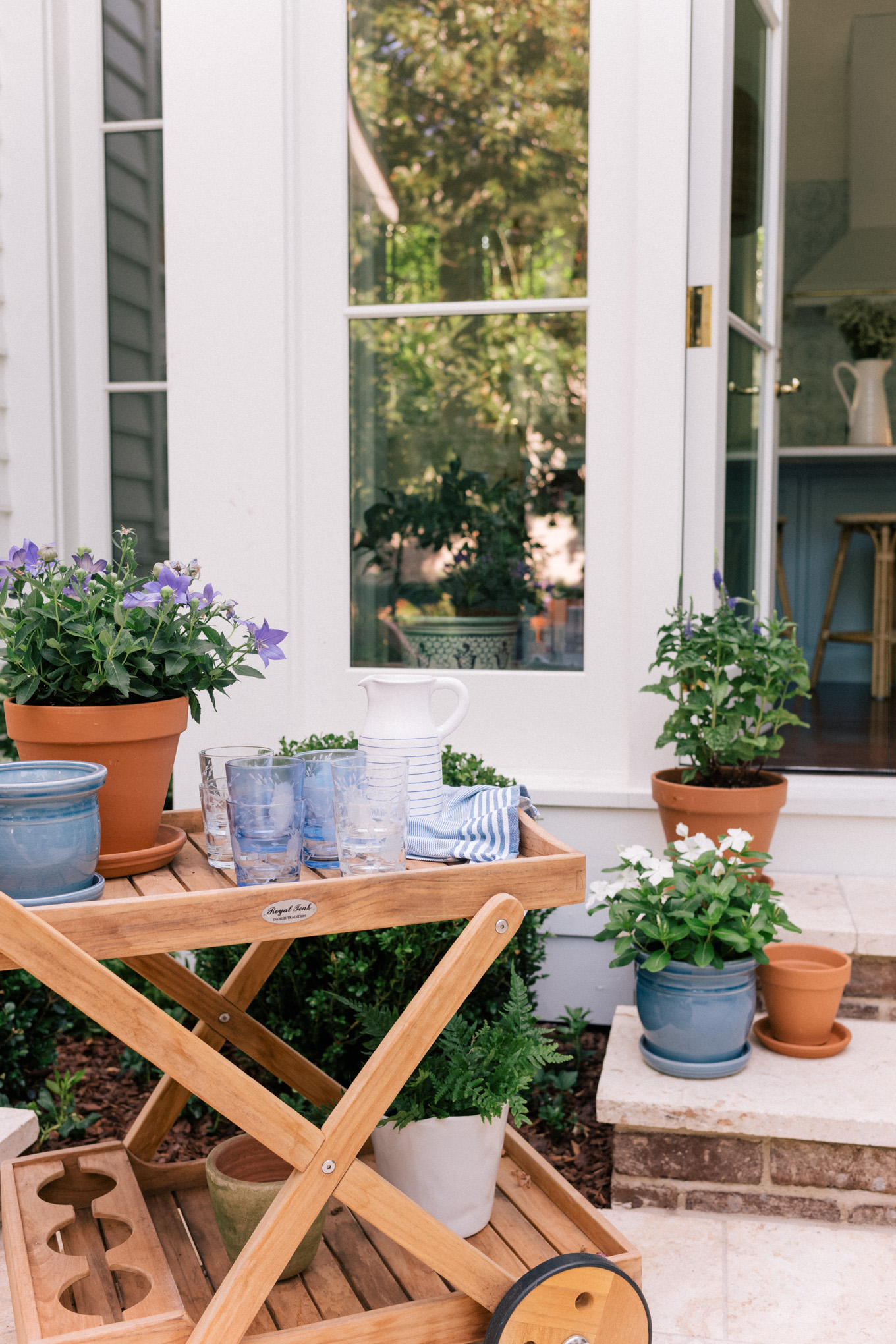 Our Back Patio Makeover Just In Time For Summer Entertaining Gal Meets Glam