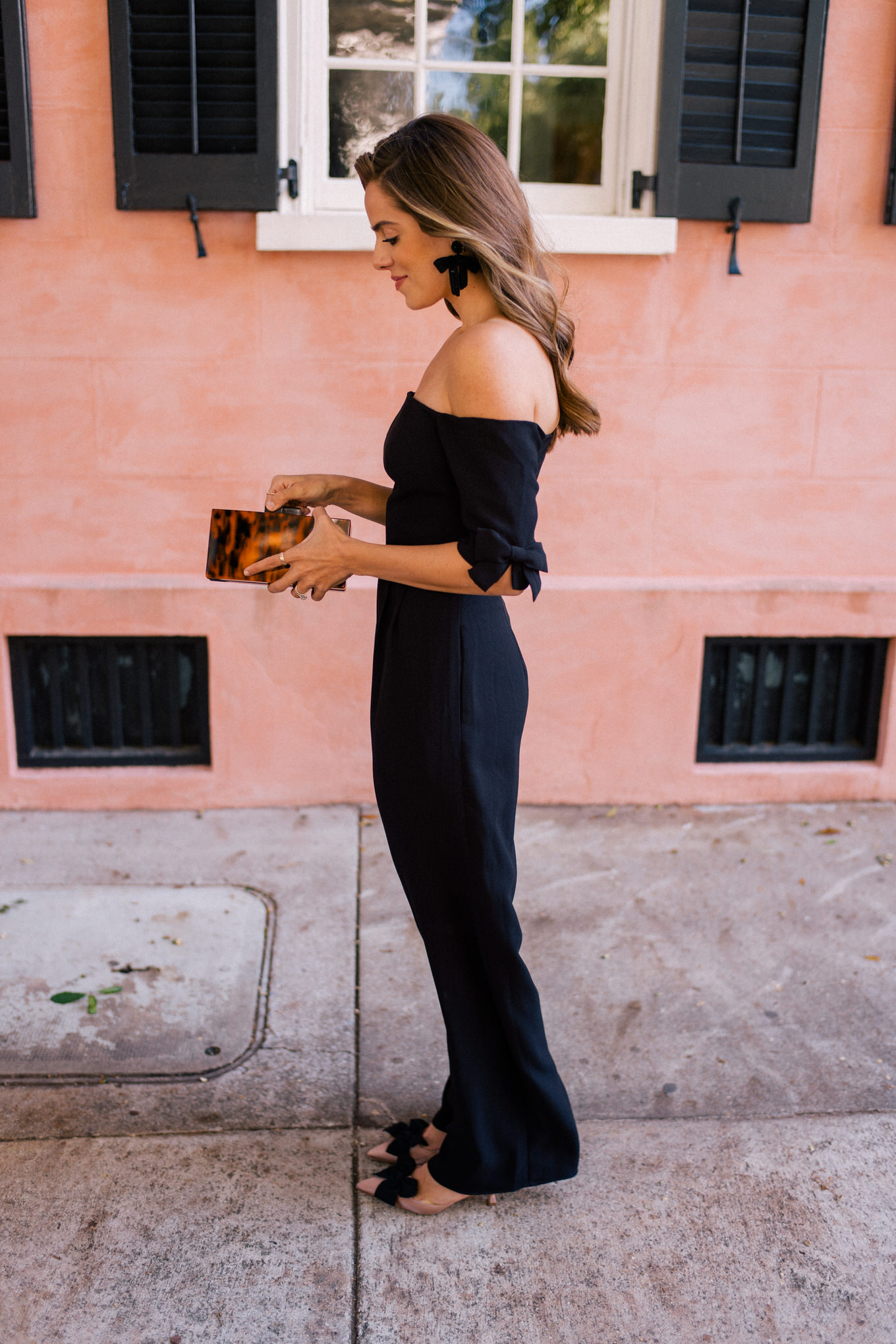 6e9c1f28f83 The Black Jumpsuit You'll Wear All Holiday Season Long - Gal Meets Glam