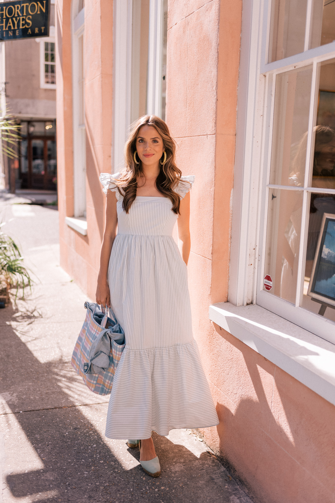 c618a93912 Maxi dresses have pretty much been the staple of my pregnancy wardrobe