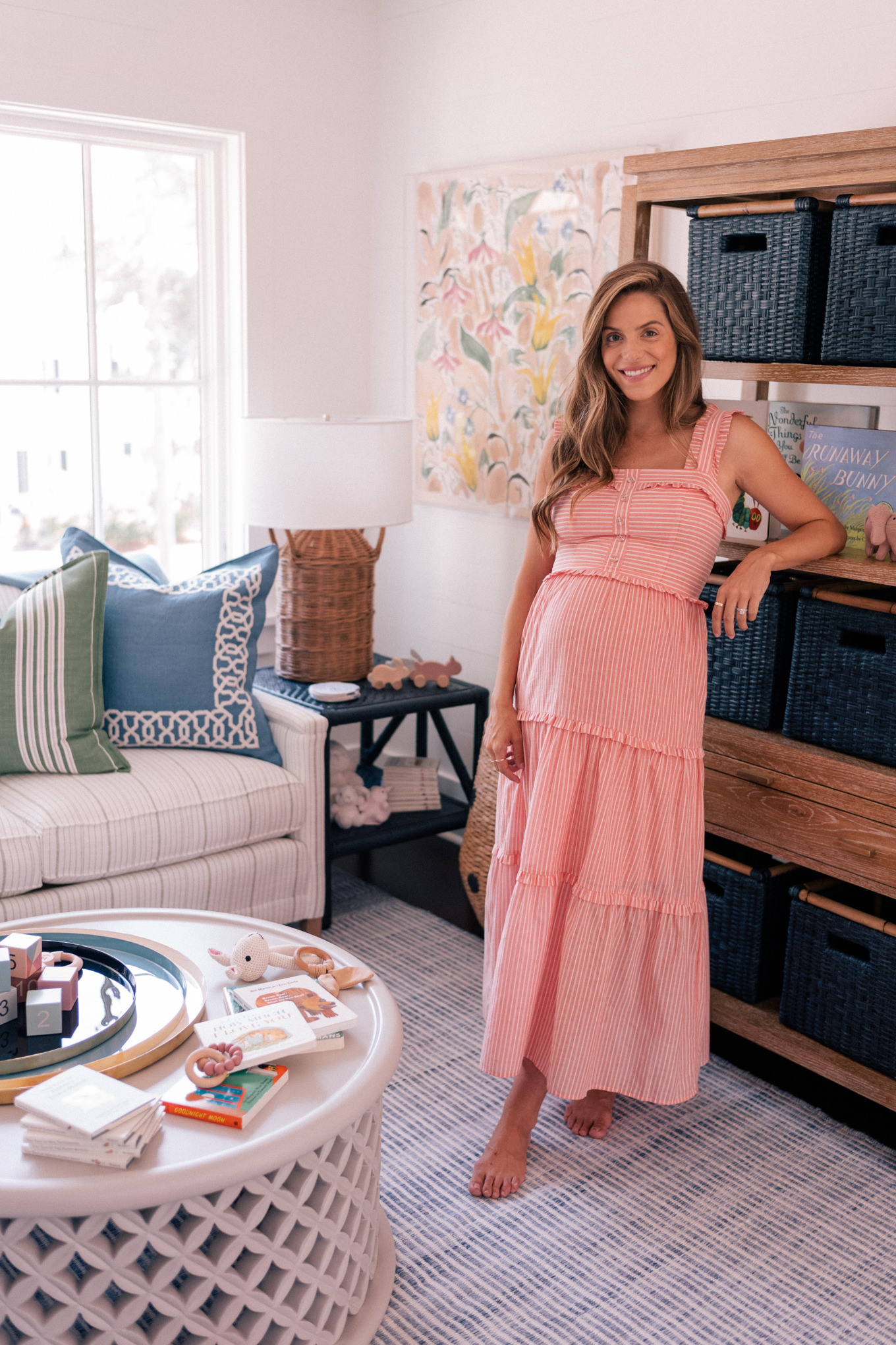 serena lily baby room
