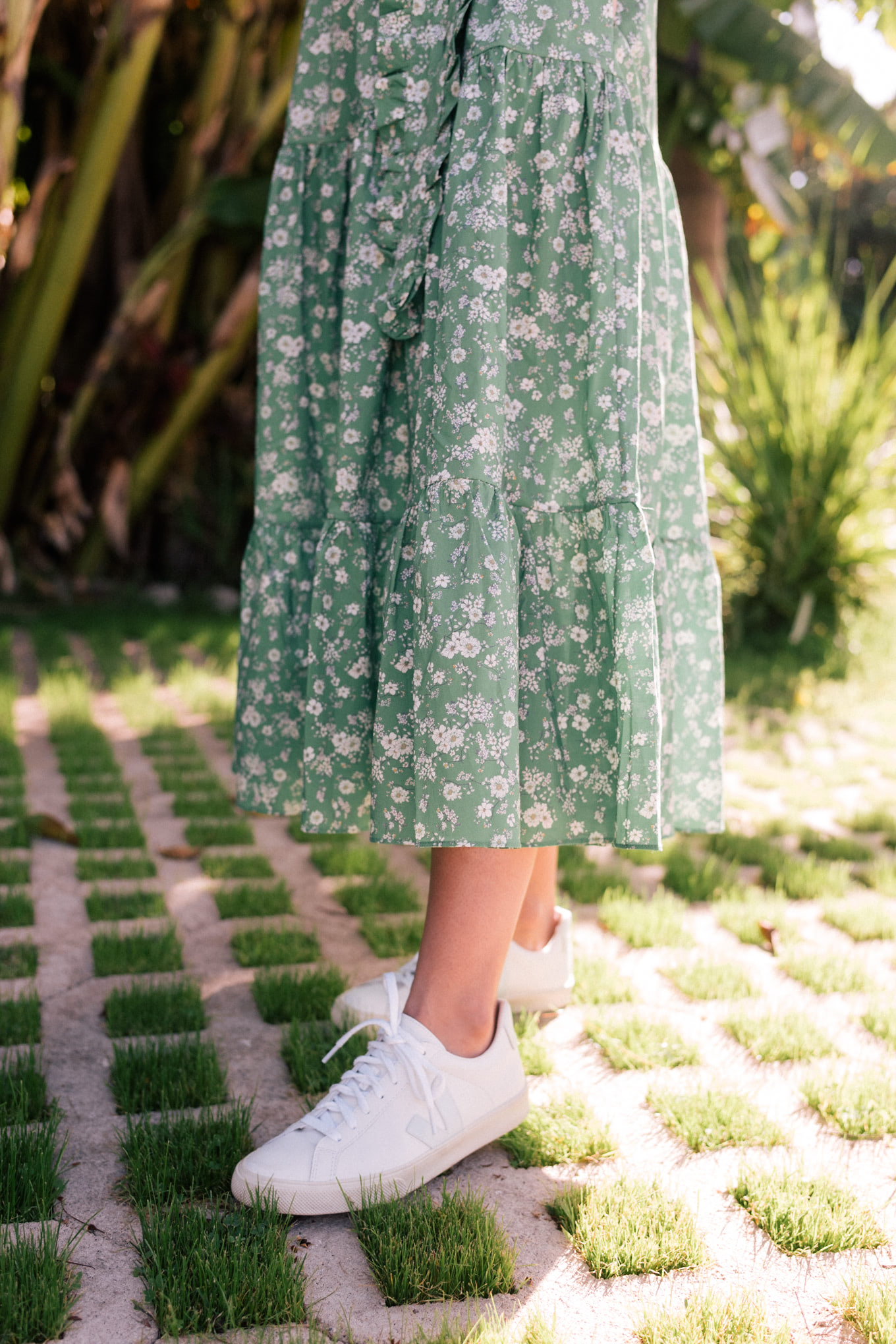 green white dress sneakers