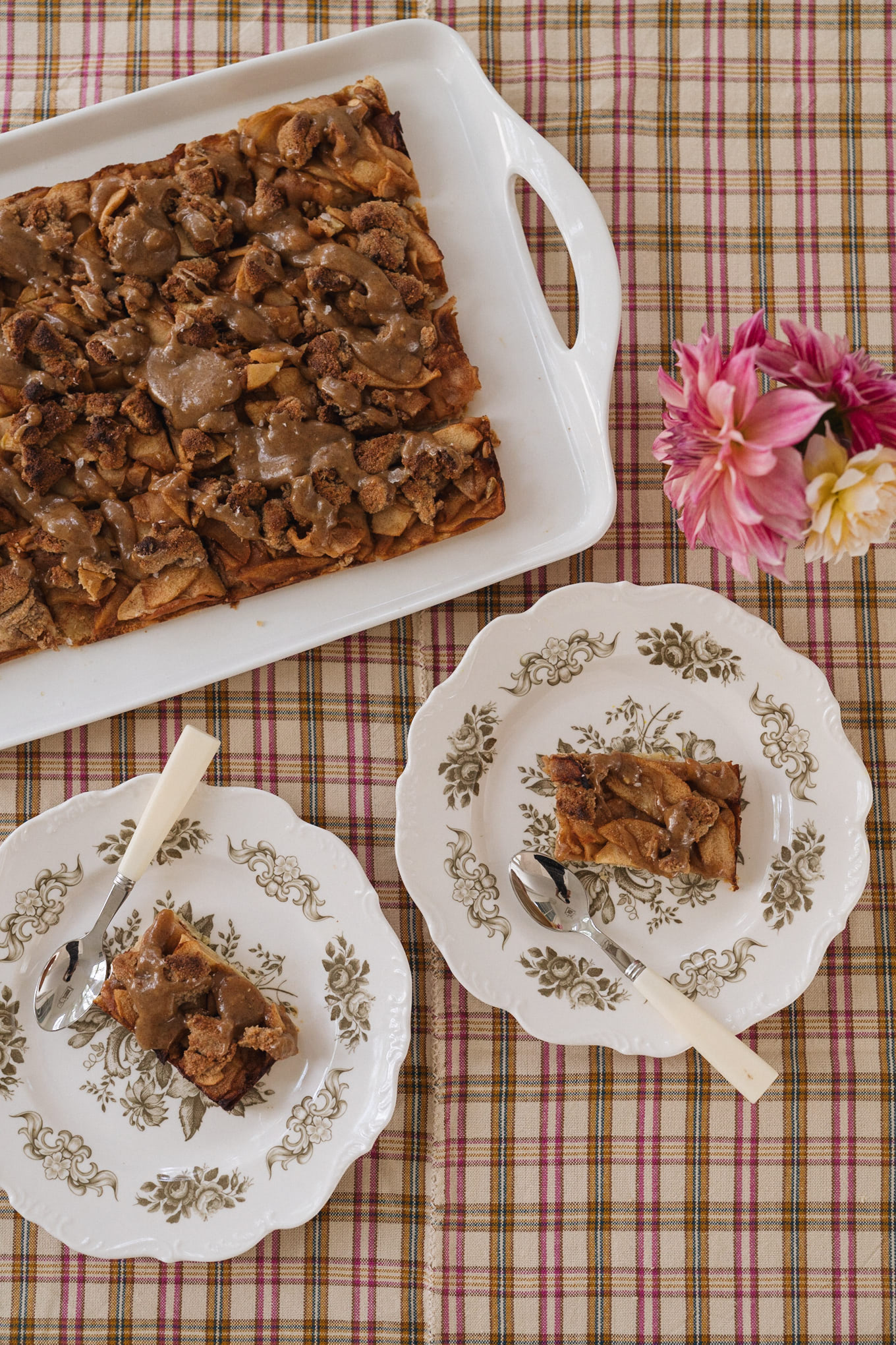 fall baking treats and dishes