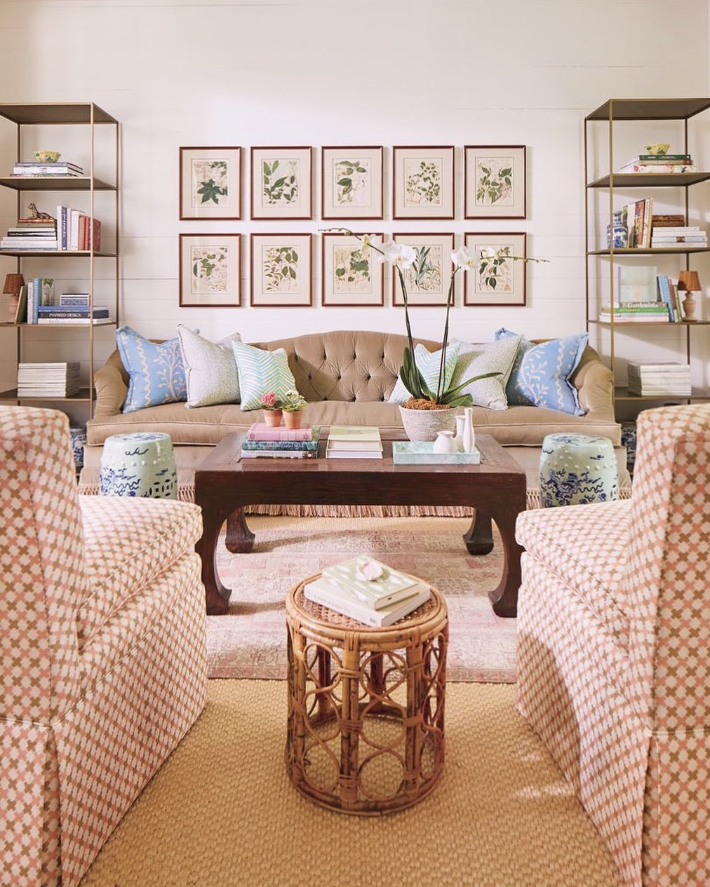 rattan home products